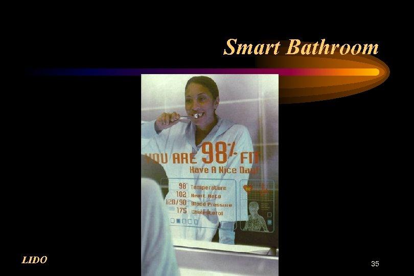 Smart Bathroom LIDO 35