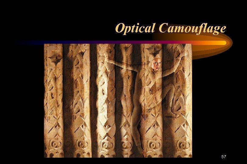 Optical Camouflage 57