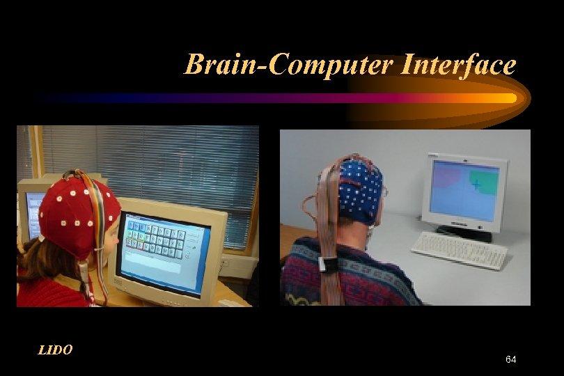Brain-Computer Interface LIDO 64