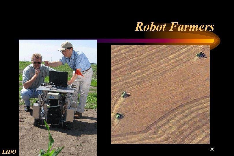 Robot Farmers LIDO 88