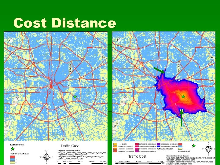 Cost Distance