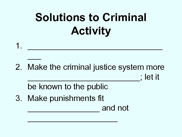 is justice the first virtue of the criminal justice system why or why not have your ideas about the  A lot of people have questions about the nature of the criminal justice system and the career options it offers this short examination of the subject is designed to help resolve your doubts and decide if a career in criminal just is for you.