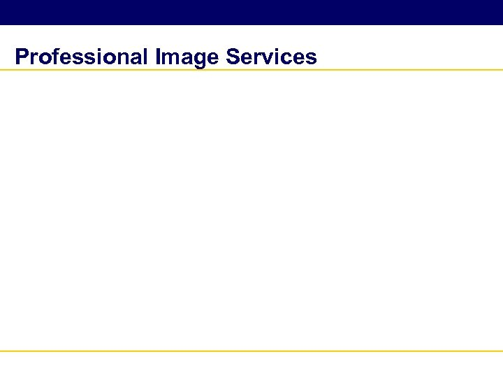 Professional Image Services