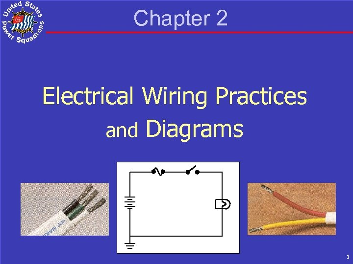 Chapter 2 Electrical Wiring Practices and Diagrams 1