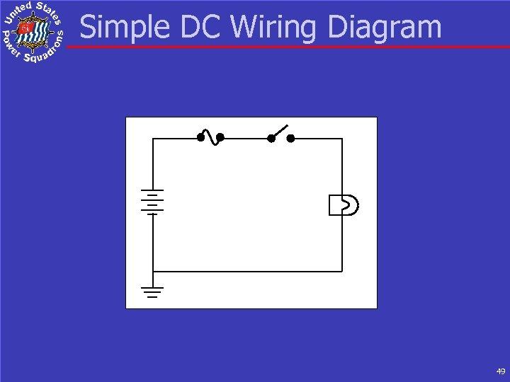 Simple DC Wiring Diagram 49
