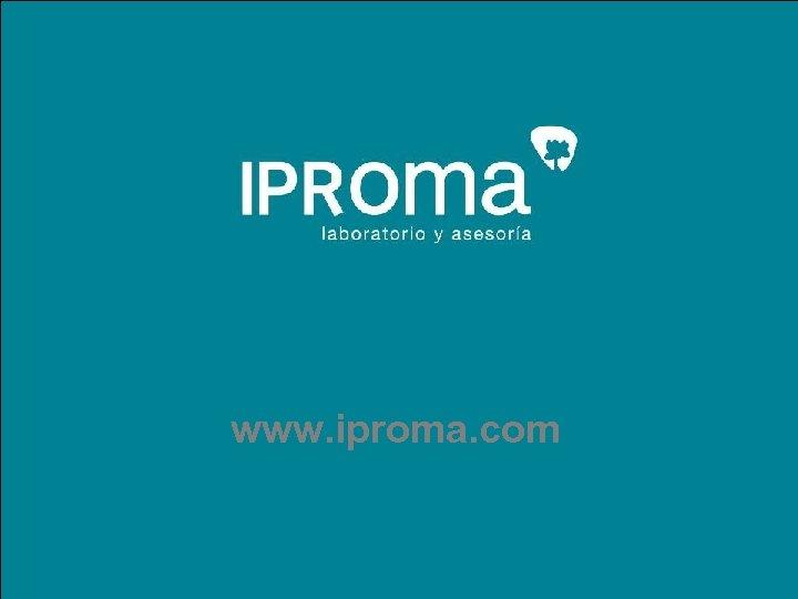 www. iproma. com
