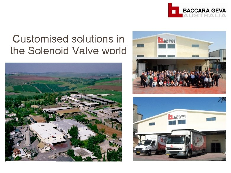 Customised solutions in the Solenoid Valve world