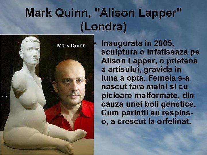 Mark Quinn,