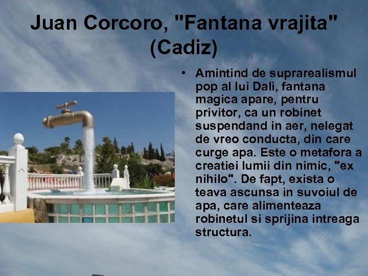 Juan Corcoro,