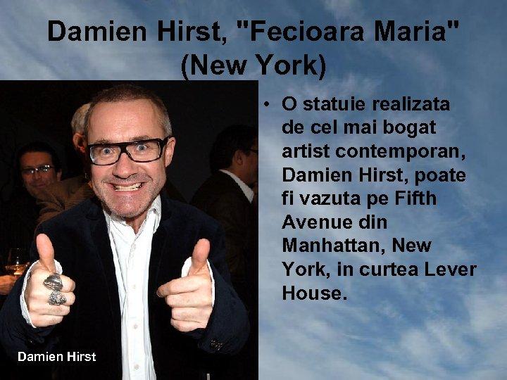 Damien Hirst,