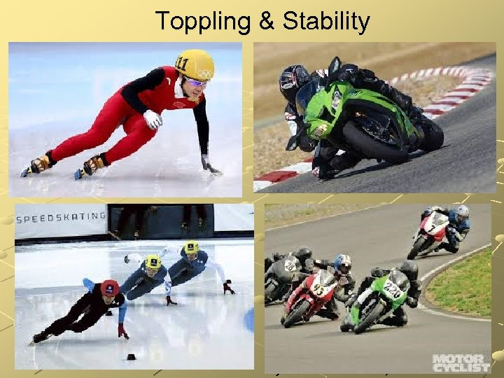 Toppling & Stability