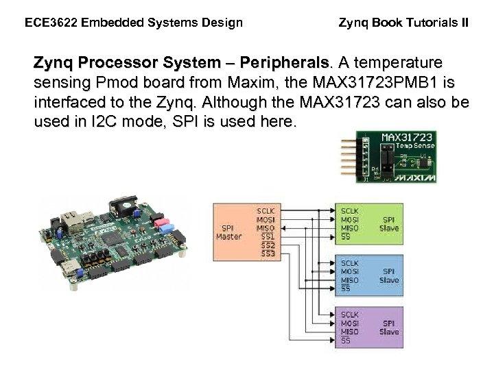 Zynq Book Tutorials II ECE 3622 Embedded