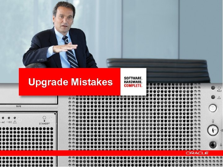 Upgrade Mistakes 3