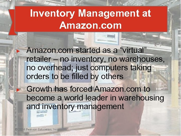 a case study report on inventory management at amazon com I think amazon had taken the right decision to outsource its inventory management in the case of amazon did not outsourced all of its inventories but it keeps its popular ounces this was a good decision for many reasons the major ounces are to cut down its costs and give particular concern on it core activities.