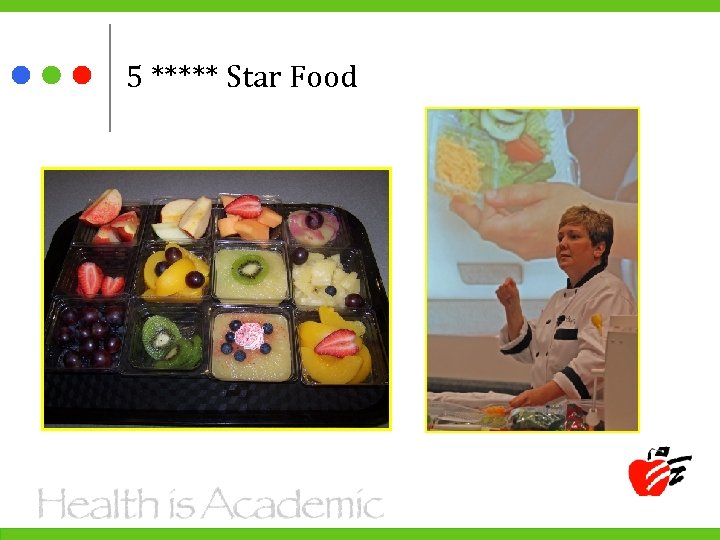 5 ***** Star Food