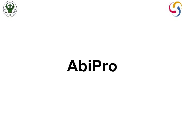 Abi. Pro
