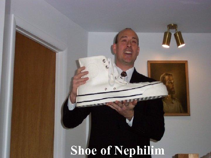 Shoe of Nephilim
