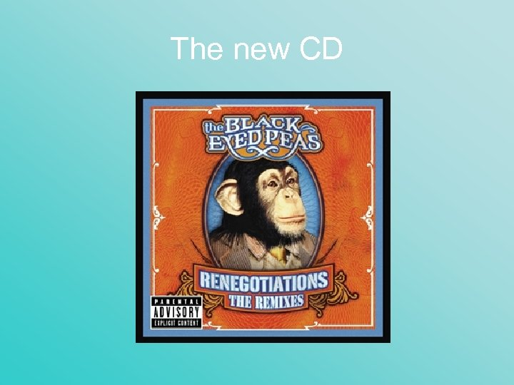 The new CD