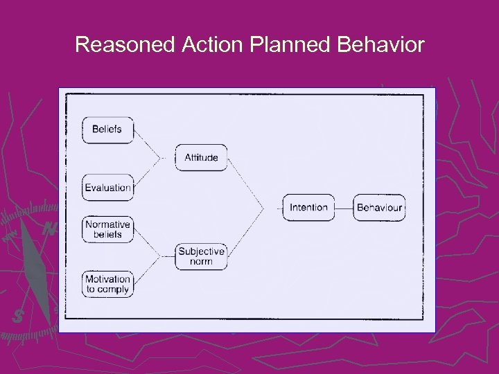 Reasoned Action Planned Behavior