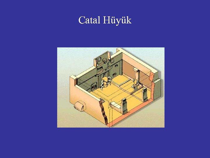 Catal Hüyük