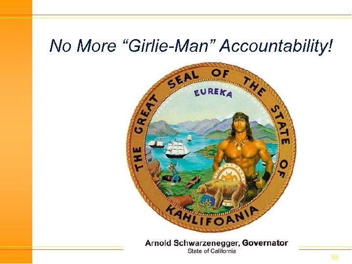 """No More """"Girlie-Man"""" Accountability! 58"""
