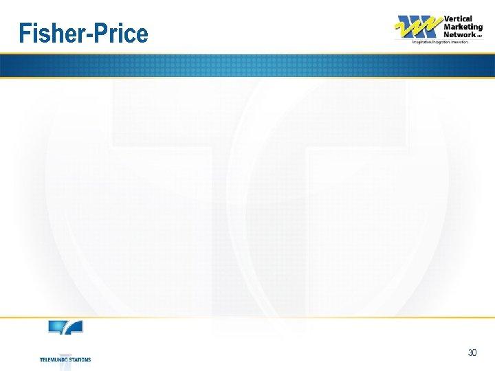 Fisher-Price 30