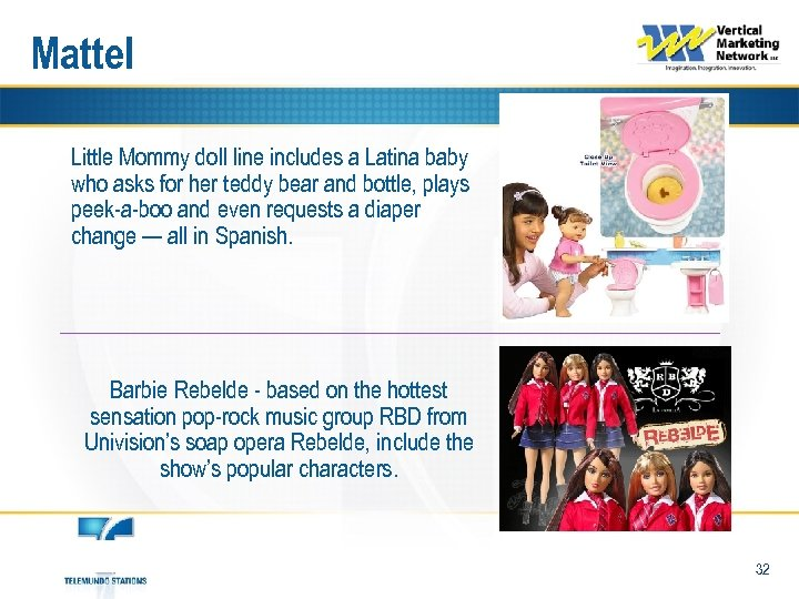 Mattel Little Mommy doll line includes a Latina baby who asks for her teddy