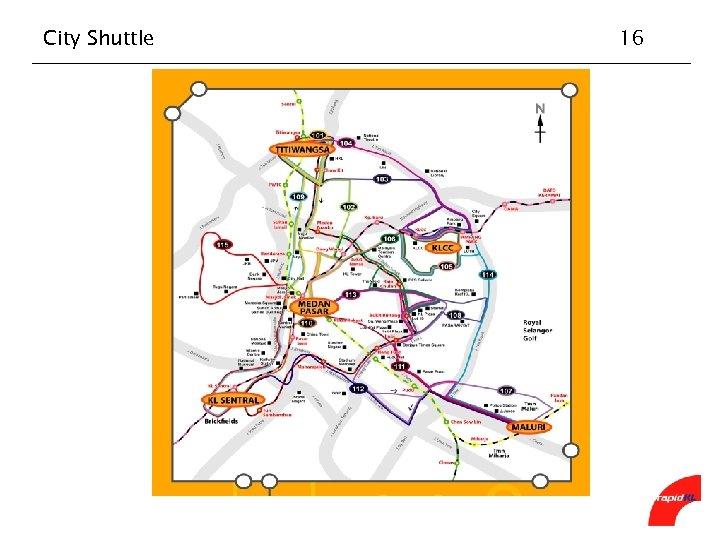 City Shuttle 16
