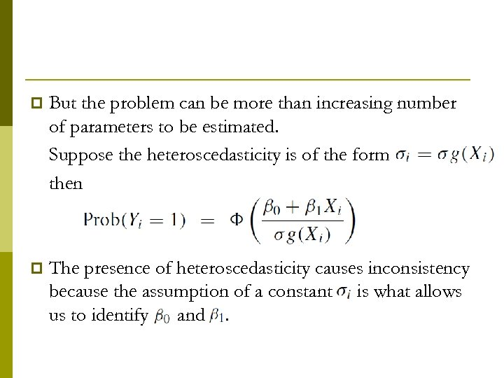 p But the problem can be more than increasing number of parameters to be