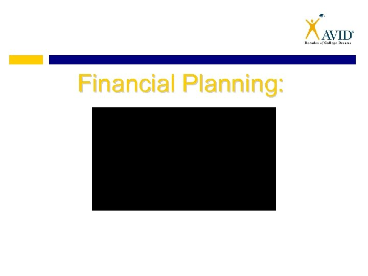 Financial Planning: