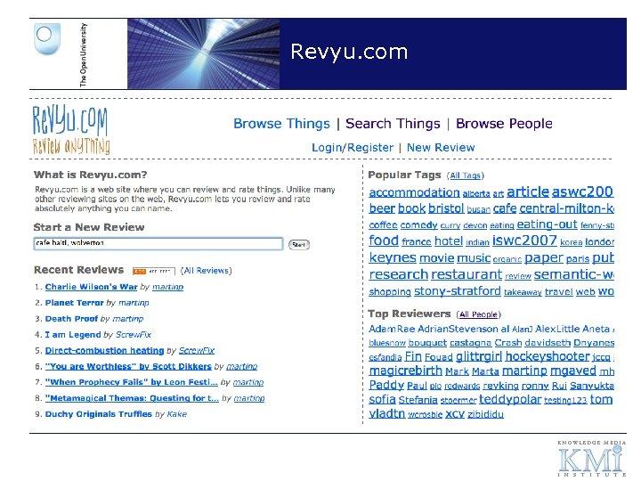 Revyu. com