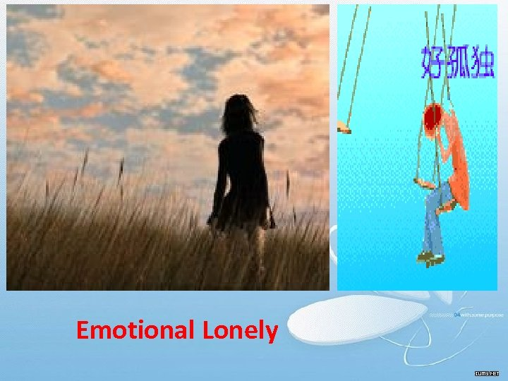 Emotional Lonely