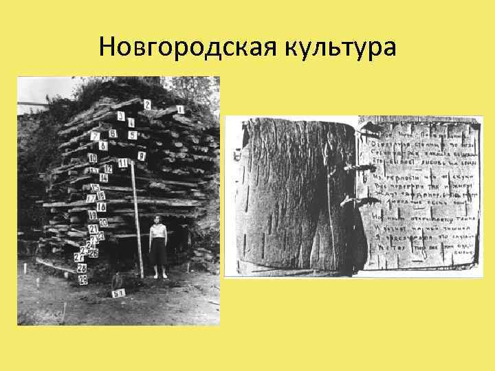 Новгородская культура