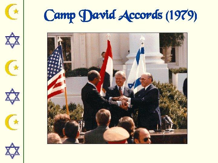 Camp David Accords (1979)
