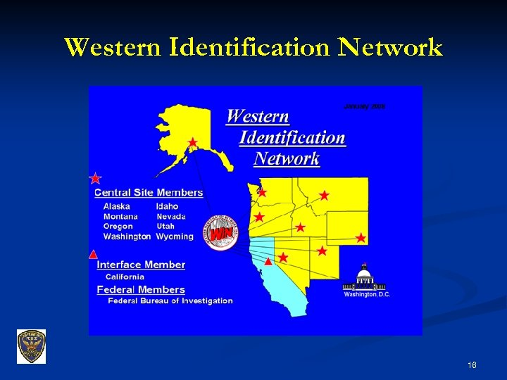 Western Identification Network 16