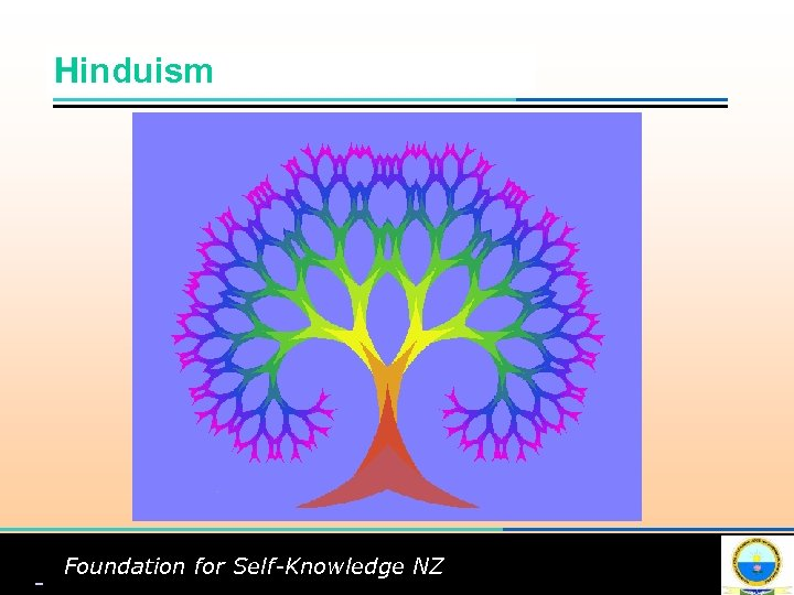 Hinduism Foundation for Self-Knowledge NZ