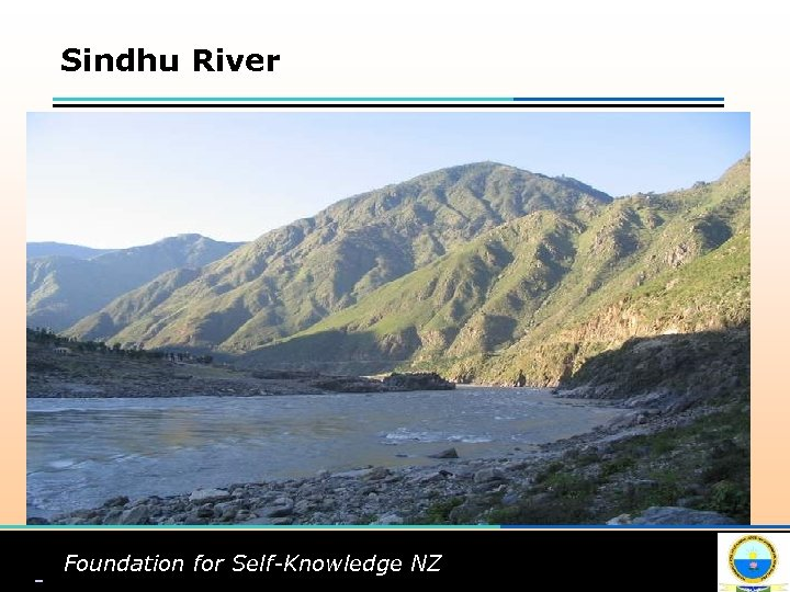 Sindhu River Foundation for Self-Knowledge NZ