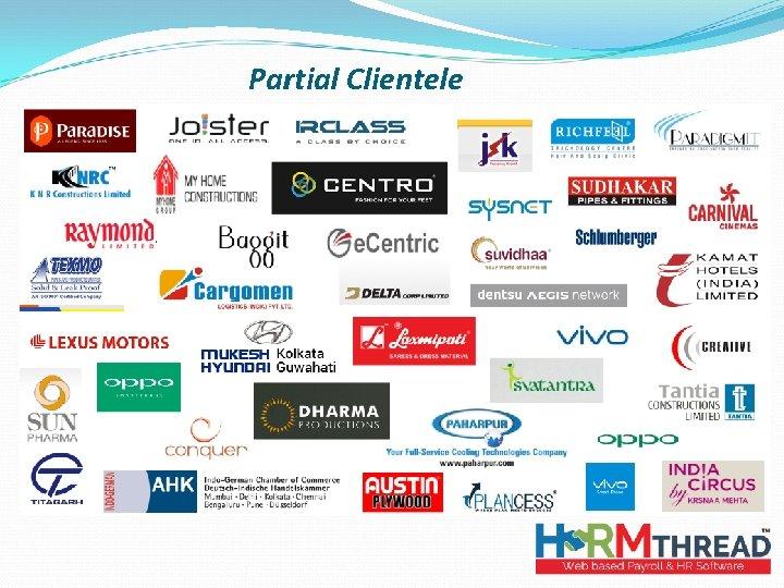 Partial Clientele