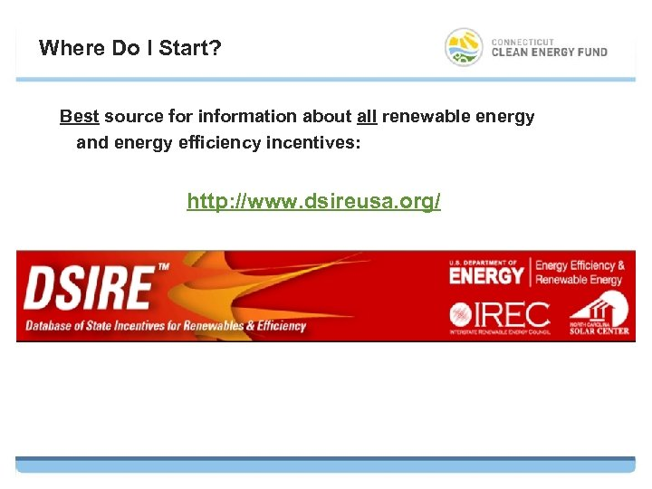 Where Do I Start? Best source for information about all renewable energy and energy