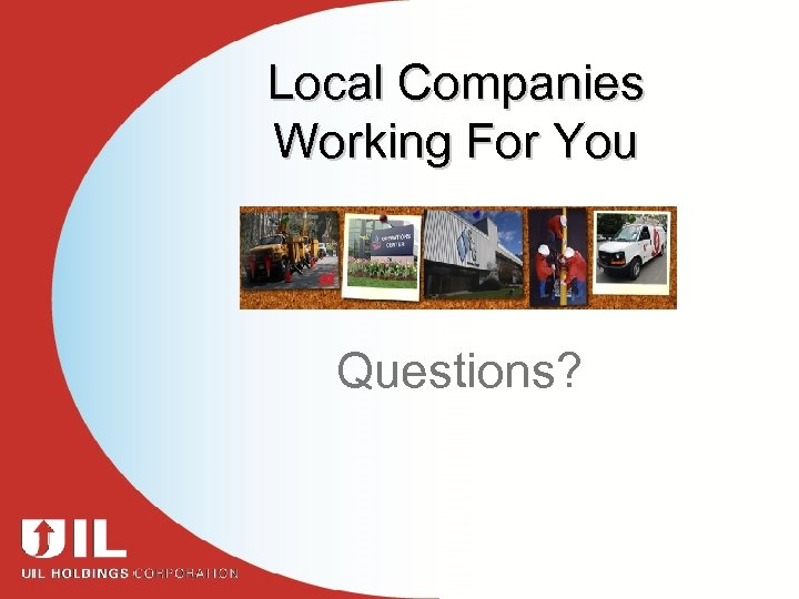 Local Companies Working For You Questions?