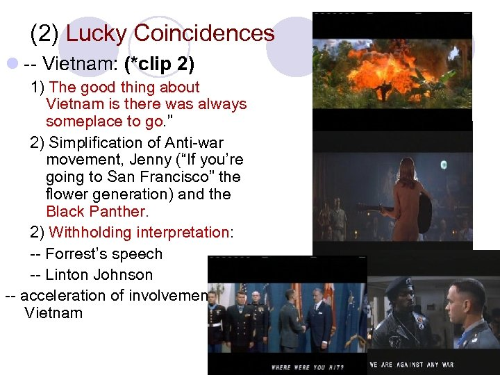 (2) Lucky Coincidences l -- Vietnam: (*clip 2) 1) The good thing about Vietnam