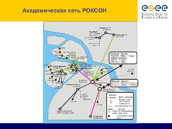 Академическая сеть РОКСОН