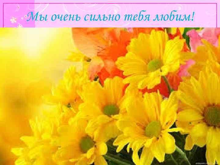 Мы очень сильно тебя любим! http: //linda 6035. ucoz. ru/