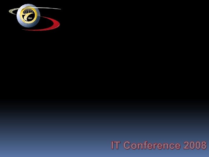 IT Conference 2008
