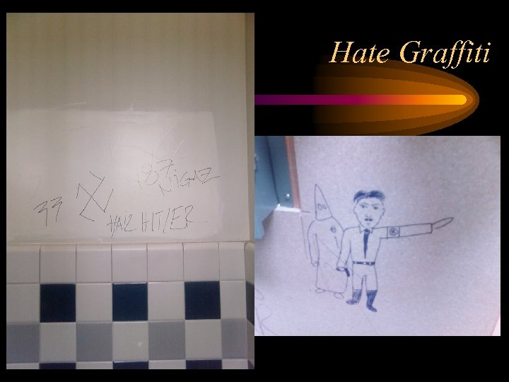 Hate Graffiti