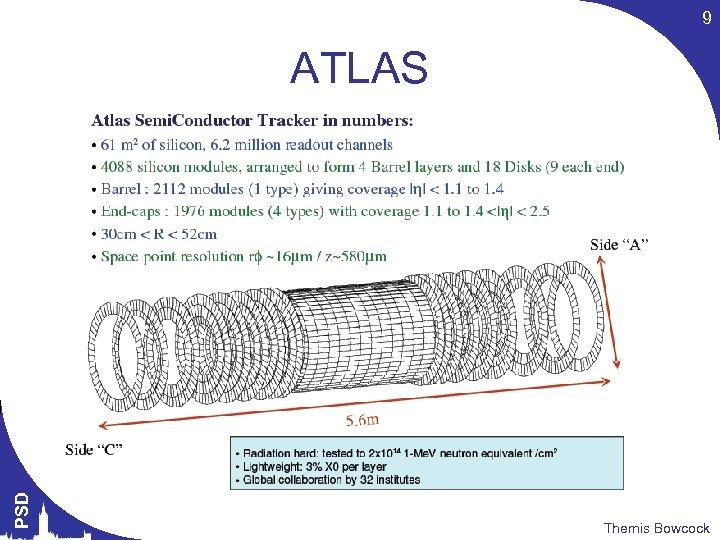 9 PSD ATLAS Themis Bowcock