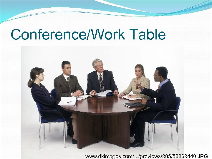 Conference/Work Table www. dkimages. com/. . . /previews/985/50269440. JPG