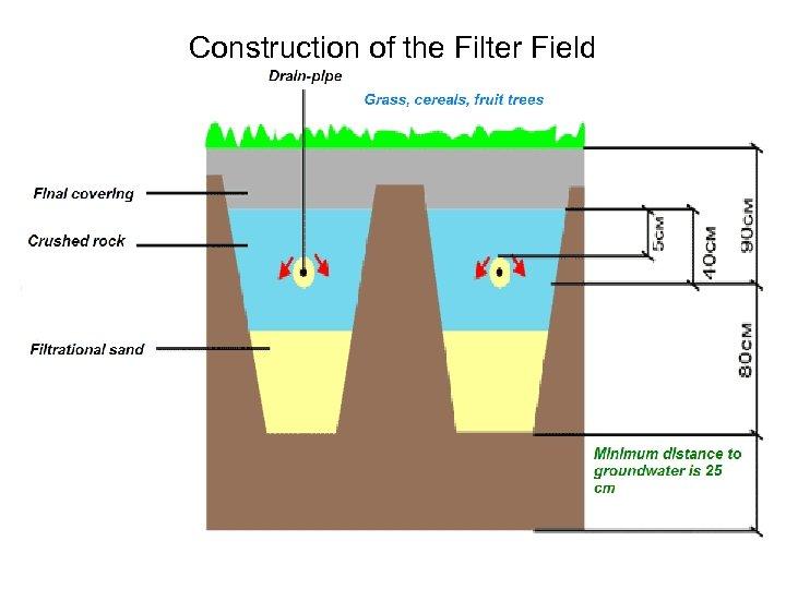 Construction of the Filter Field L. V. Maksimenko 52