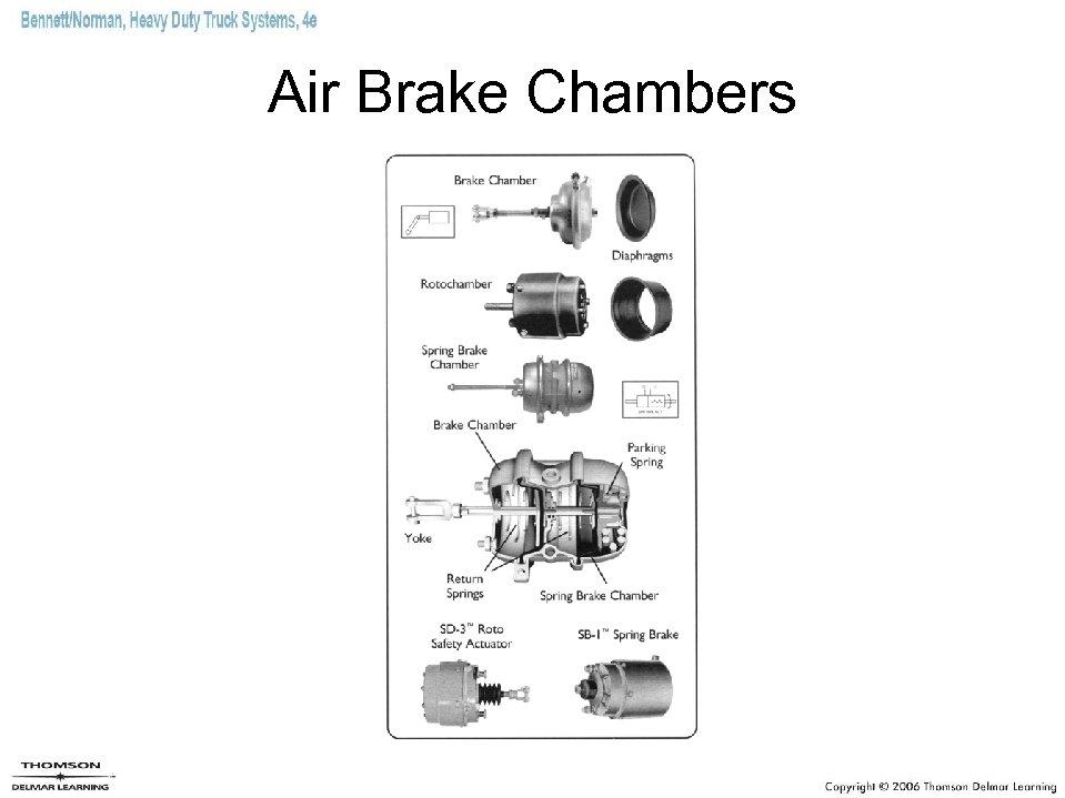 Air Brake Chambers