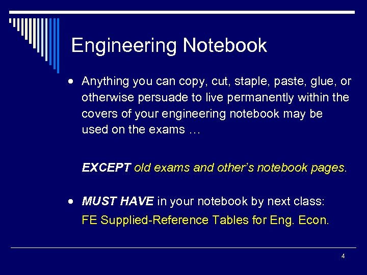 Engineering Notebook · Anything you can copy, cut, staple, paste, glue, or otherwise persuade